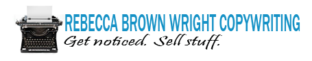 Rebecca Brown Wright Copywriting